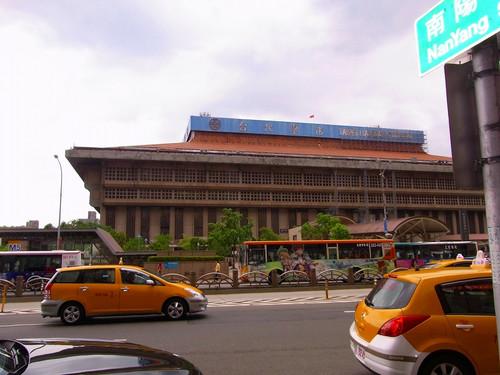 1.台北車站