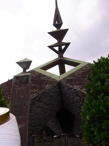 3.台北ニニ八記念碑